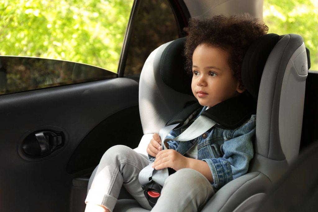 Conduire en sécurité avec bébé