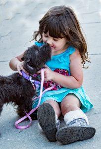 La relation entre votre enfant et votre animal