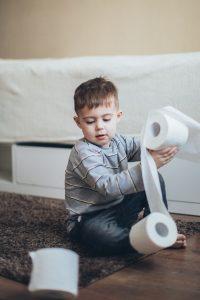 Apprendre la propreté à bébé